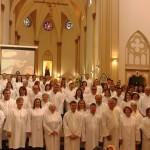 Dom Maurício presidirá Missa de Renovação e Investidura de 103 MECEs das paróquias de Botucatu
