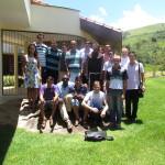Seminaristas passam por ADI na Fazenda da Esperança