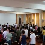 Retiro de Crismandos terá início hoje (11) no Seminário de Agudos