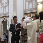 Três crianças serão Batizadas em nossa Catedral no domingo (20)