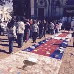 Catedral e Paróquia São Benedito realizaram  Corpus Christi Solidário