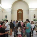 Retiro de Casais foi realizado pela Pastoral da Família no final de semana