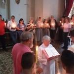 Festa da apresentação do Senhor foi celebrada na Catedral nesta manhã (02)