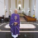 Pe. Marins comemorou 60 anos de vida sacerdotal com Missa na Catedral Sant'Ana