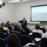 """Padre Marins participou do """"Escola da Família"""""""