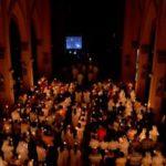 Fiéis participaram da Semana Santa na Catedral de Botucatu