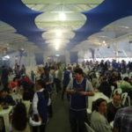 1º dia da Festa de Sant'Ana reuniu mais de 3 mil pessoas