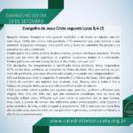 Pascom lança #EvangelhodoDia no Facebook da Catedral