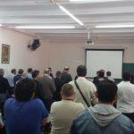 """Arquidiocese realizou encontro de formação sobre """"Ministérios na Igreja"""" com o Pe. Taborda, SJ"""