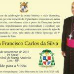 Dom Francisco toma posse nessa sexta (27), como Bispo de Lins