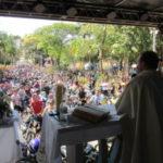 17ª Moto Romaria reuniu milhares de pessoas em Aparecida de São Manuel