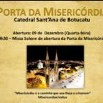 Porta Santa será aberta na Catedral de Botucatu no dia 09 de dezembro