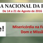 Catedral está celebrando a Semana Nacional da Família com diversas atividades