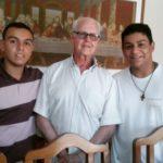 Seminaristas iniciam visita aos enfermos