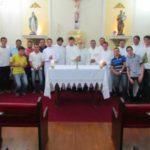 Seminaristas retornam para formação acadêmica