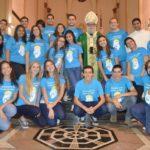 Comunidade Jovens.Com realizou o 8º Retiro no final de semana