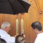 Encerramento do Ano Jubilar e fechamento da Porta Santa aconteceu no domingo (13)