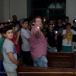 """Pastoral da Catequese realizou """"1º Acampa Catedral"""""""