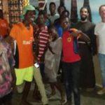 Pe. Emerson está em Missão em países africanos