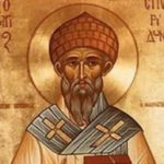 São Serapião, Bispo