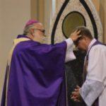 Dom Maurício presidiu Missa de Cinzas