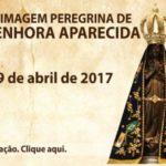 Acompanhe a programação da visita da imagem de Nossa Senhora Aparecida na Catedral