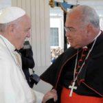 Cardeal Tempesta: Quatro anos com o Papa Francisco