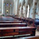 Restauração dos bancos da Catedral foi concluída