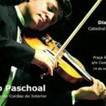"""Paulo Paschoal & Orquestra de Cordas do Interior Paulista apresenta o """"Concerto de Dia das Mães"""", na Catedral"""