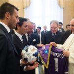 Papa: indicar caminho para um futuro melhor de nossas sociedades