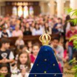 Crianças e adolescentes homenagearam Nossa Senhora no mês de maio