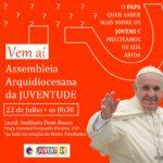 Arquidiocese de SP reúne jovens para falar do Sínodo de 2018