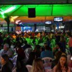 Público compareceu em peso na segunda noite de festividades de Sant'Ana