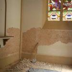 1ª etapa da reforma interna da Catedral está em andamento