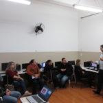 Secretários das Paróquias da Região Pastoral de Botucatu participam de treinamento do Sistema de Gerenciamento