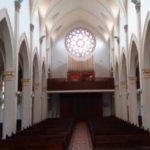 Catedral em obras: Etapas seguem a todo vapor