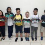 Crianças da Catequese montaram presépios
