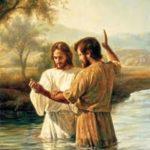 Batismo do Senhor – Segunda-feira