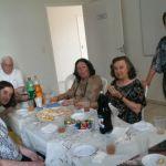 Grupo de Jovens Senhoras da Catedral se reúne para partilhar e confraternizar