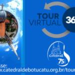 75 anos da Catedral: Faça o tour virtual em 360º e conheça a Catedral de Botucatu