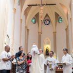 Batizados em nossa Catedral