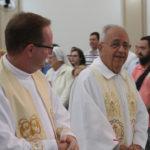Celebração de Corpus Christi em nossa Catedral
