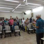 Ministros Extraordinários da Comunhão Eucarística têm encontro de organização e formação