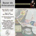 Jovens Senhoras da Catedral realizarão Bazar de Artesanato