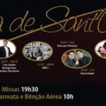 Festa de Sant'Ana terá grandes atrações e programação diversificada