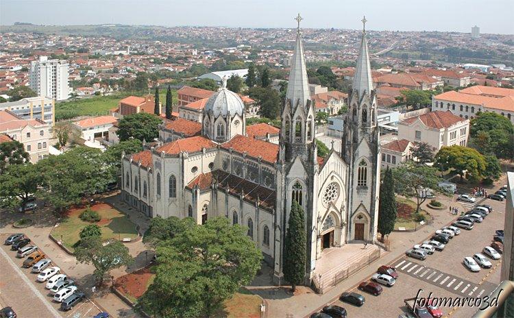 Resultado de imagem para catedral de botucatu