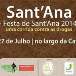 Programação da Festa de Sant'Ana
