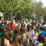 DNJ 2014 reúne milhares de jovens em Pereiras - SP