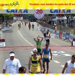 Pe. Nelson  se destaca na 20ª Maratona Internacional de São Paulo