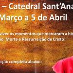 Semana Santa 2015 na Catedral